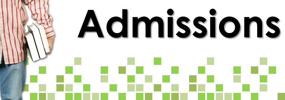 Application admission