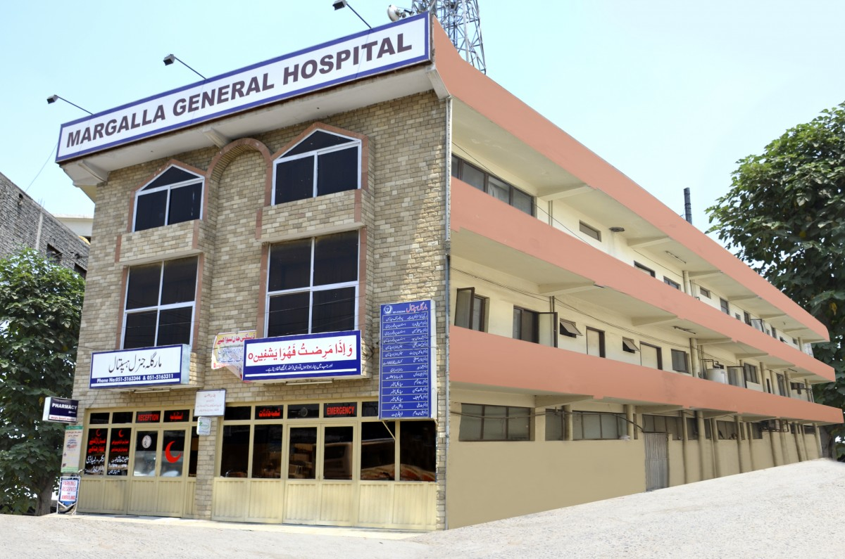 Margalla General Hospital | Margalla Institute of Health